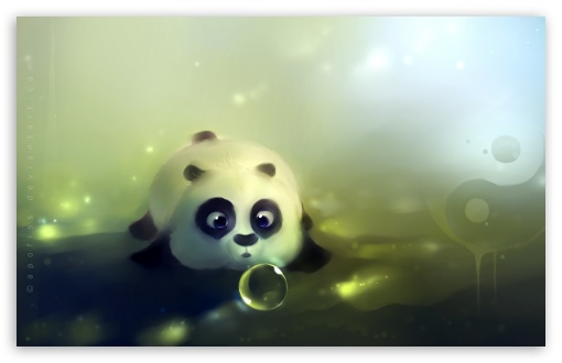 Panda Loves Bubbles HD wallpaper for Wide 16:10 5:3 Widescreen WHXGA WQXGA WUXGA WXGA WGA ; HD 16:9 High Definition WQHD QWXGA 1080p 900p 720p QHD nHD ; Standard 4:3 5:4 3:2 Fullscreen UXGA XGA SVGA QSXGA SXGA DVGA HVGA HQVGA devices ( Apple PowerBook G4 iPhone 4 3G 3GS iPod Touch ) ; Tablet 1:1 ; iPad 1/2/Mini ; Mobile 4:3 5:3 3:2 16:9 5:4 - UXGA XGA SVGA WGA DVGA HVGA HQVGA devices ( Apple PowerBook G4 iPhone 4 3G 3GS iPod Touch ) WQHD QWXGA 1080p 900p 720p QHD nHD QSXGA SXGA ;