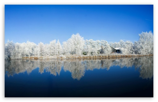Panoramic Photography Winter 4k Hd Desktop Wallpaper For