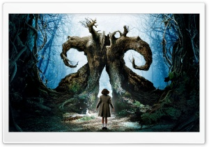 Pan's Labyrinth HD Wide Wallpaper for Widescreen