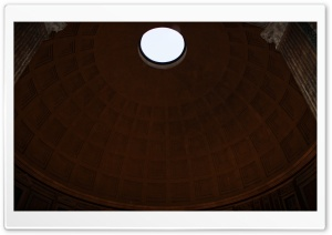 Pantheon HD Wide Wallpaper for Widescreen