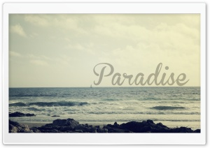 Paradise HD Wide Wallpaper for 4K UHD Widescreen desktop & smartphone