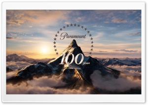 Paramount Pictures 100th Anniversary HD Wide Wallpaper for Widescreen