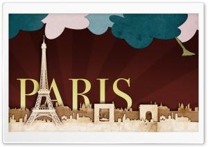 Paris Ultra HD Wallpaper for 4K UHD Widescreen desktop, tablet & smartphone