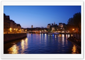 Paris HD Wide Wallpaper for Widescreen