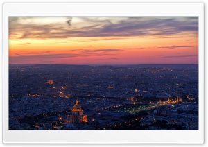 Paris, France HD Wide Wallpaper for Widescreen