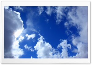 Park Sky HD Wide Wallpaper for Widescreen