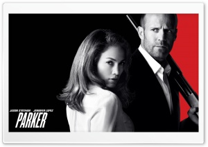 Parker Movie 2013 - Jason Statham and Jennifer Lopez HD Wide Wallpaper for 4K UHD Widescreen desktop & smartphone