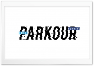 Parkour Free Running Ultra HD Wallpaper for 4K UHD Widescreen desktop, tablet & smartphone