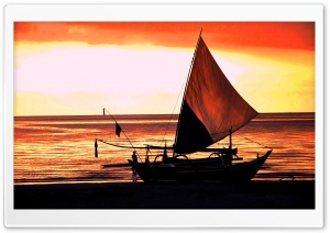 Pasir Putih HD Wide Wallpaper for Widescreen