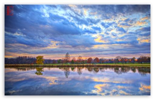 2048x2048 Serene Sunset Ipad Air Hd 4k Wallpapers Images: Pastel Colors Sunset 4K HD Desktop Wallpaper For 4K Ultra