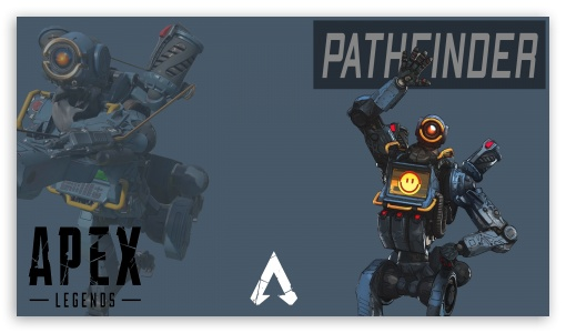 Pathfinder Ultra Hd Desktop Background Wallpaper For 4k Uhd Tv