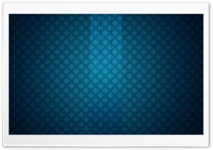 Pattern Glass - Blue HD Wide Wallpaper for Widescreen