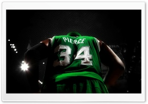 Paul Pierce HD Wide Wallpaper for Widescreen