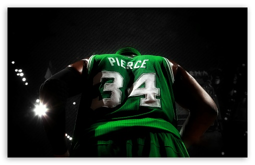 Download Paul Pierce UltraHD Wallpaper