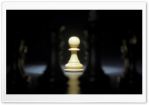 Pawn Chess Board HD Wide Wallpaper for Widescreen