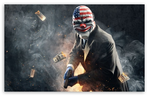 Payday 2 UltraHD Wallpaper for Wide 16:10 5:3 Widescreen WHXGA WQXGA WUXGA WXGA WGA ; 8K UHD TV 16:9 Ultra High Definition 2160p 1440p 1080p 900p 720p ; Standard 4:3 5:4 3:2 Fullscreen UXGA XGA SVGA QSXGA SXGA DVGA HVGA HQVGA ( Apple PowerBook G4 iPhone 4 3G 3GS iPod Touch ) ; Tablet 1:1 ; iPad 1/2/Mini ; Mobile 4:3 5:3 3:2 16:9 5:4 - UXGA XGA SVGA WGA DVGA HVGA HQVGA ( Apple PowerBook G4 iPhone 4 3G 3GS iPod Touch ) 2160p 1440p 1080p 900p 720p QSXGA SXGA ;