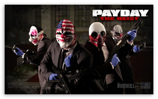 Download Payday Hd Wallpaper