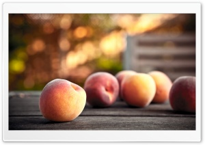 Peaches HD Wide Wallpaper for Widescreen