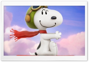 Peanuts Snoopy 2015 HD Wide Wallpaper for 4K UHD Widescreen desktop & smartphone