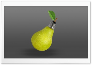 Pear HD Wide Wallpaper for 4K UHD Widescreen desktop & smartphone
