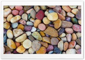 Pebbles HD Wide Wallpaper for Widescreen