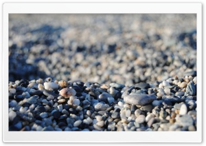 Pebbles Macro I HD Wide Wallpaper for Widescreen