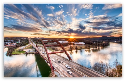 Pennybacker Bridge, Austin, Texas HD wallpaper for Wide 16:10 5:3 Widescreen WHXGA WQXGA WUXGA WXGA WGA ; HD 16:9 High Definition WQHD QWXGA 1080p 900p 720p QHD nHD ; Standard 4:3 5:4 3:2 Fullscreen UXGA XGA SVGA QSXGA SXGA DVGA HVGA HQVGA devices ( Apple PowerBook G4 iPhone 4 3G 3GS iPod Touch ) ; Tablet 1:1 ; iPad 1/2/Mini ; Mobile 4:3 5:3 3:2 16:9 5:4 - UXGA XGA SVGA WGA DVGA HVGA HQVGA devices ( Apple PowerBook G4 iPhone 4 3G 3GS iPod Touch ) WQHD QWXGA 1080p 900p 720p QHD nHD QSXGA SXGA ;