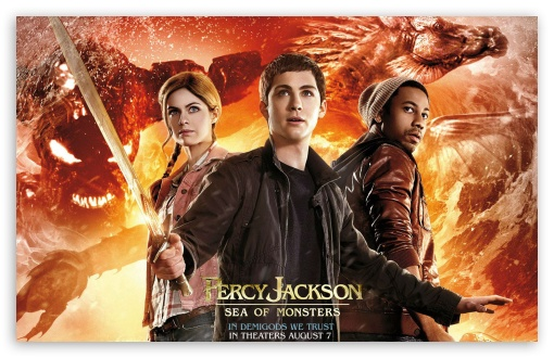 Percy jackson sea of monsters 2013 other 4k hd desktop wallpaper download percy jackson sea of monsters 2013 other hd wallpaper voltagebd Image collections