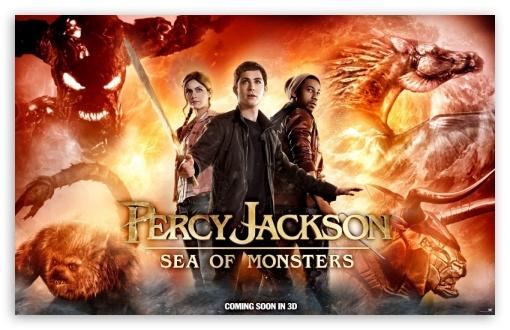 Percy jackson sea of monsters movie wallpaper 4k hd desktop download percy jackson sea of monsters movie wallpaper hd wallpaper voltagebd Image collections
