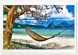 Perfect Place To Relax HD Wide Wallpaper for Widescreen