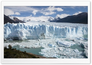 Perito Moreno Glacier HD Wide Wallpaper for Widescreen