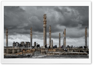 Persepolis HD Wide Wallpaper for Widescreen