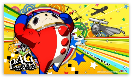 Persona 4 Teddie Bear ❤ 4K UHD Wallpaper for 4K UHD 16:9 Ultra High Definition 2160p 1440p 1080p 900p 720p ; Mobile 16:9 - 2160p 1440p 1080p 900p 720p ;