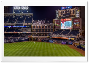 Petco Park Baseball Stadium HD Wide Wallpaper for 4K UHD Widescreen desktop & smartphone
