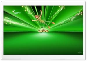 Peter Pan Disney HD Wide Wallpaper for Widescreen