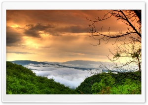 Petrella Salto Landscape HD Wide Wallpaper for 4K UHD Widescreen desktop & smartphone