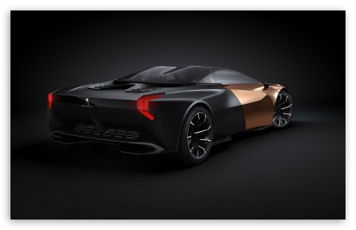 Peugeot Onyx Concept - Rear HD wallpaper for Wide 16:10 5:3 Widescreen WHXGA WQXGA WUXGA WXGA WGA ; HD 16:9 High Definition WQHD QWXGA 1080p 900p 720p QHD nHD ; UHD 16:9 WQHD QWXGA 1080p 900p 720p QHD nHD ; Standard 4:3 5:4 3:2 Fullscreen UXGA XGA SVGA QSXGA SXGA DVGA HVGA HQVGA devices ( Apple PowerBook G4 iPhone 4 3G 3GS iPod Touch ) ; iPad 1/2/Mini ; Mobile 4:3 5:3 3:2 16:9 5:4 - UXGA XGA SVGA WGA DVGA HVGA HQVGA devices ( Apple PowerBook G4 iPhone 4 3G 3GS iPod Touch ) WQHD QWXGA 1080p 900p 720p QHD nHD QSXGA SXGA ; Dual 16:10 5:3 16:9 4:3 5:4 WHXGA WQXGA WUXGA WXGA WGA WQHD QWXGA 1080p 900p 720p QHD nHD UXGA XGA SVGA QSXGA SXGA ;