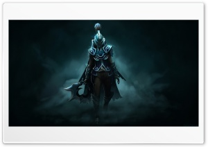 Phantom Assassin DOTA 2 HD Wide Wallpaper for Widescreen