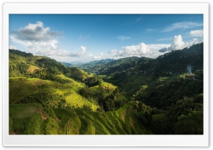 Philippines Landscape HD Wide Wallpaper for Widescreen