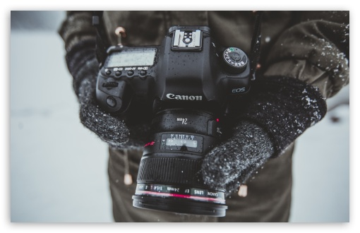 Photographer, Canon 5D Camera, Hands, Snow Falling, Winter ❤ 4K UHD Wallpaper for Wide 16:10 5:3 Widescreen WHXGA WQXGA WUXGA WXGA WGA ; UltraWide 21:9 24:10 ; 4K UHD 16:9 Ultra High Definition 2160p 1440p 1080p 900p 720p ; UHD 16:9 2160p 1440p 1080p 900p 720p ; Standard 4:3 5:4 3:2 Fullscreen UXGA XGA SVGA QSXGA SXGA DVGA HVGA HQVGA ( Apple PowerBook G4 iPhone 4 3G 3GS iPod Touch ) ; Tablet 1:1 ; iPad 1/2/Mini ; Mobile 4:3 5:3 3:2 16:9 5:4 - UXGA XGA SVGA WGA DVGA HVGA HQVGA ( Apple PowerBook G4 iPhone 4 3G 3GS iPod Touch ) 2160p 1440p 1080p 900p 720p QSXGA SXGA ;