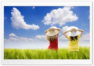 Photoshop Children Of Nature Ultra HD Wallpaper for 4K UHD Widescreen desktop, tablet & smartphone