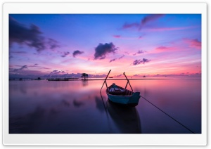 Phu Quoc Island Sunrise HD Wide Wallpaper for Widescreen
