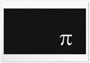 Pi HD Wide Wallpaper for Widescreen
