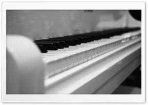 Piano HD Wide Wallpaper for Widescreen