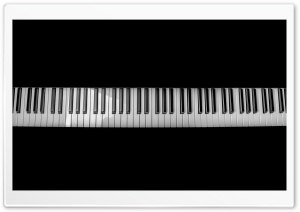 Piano Keyboard HD Wide Wallpaper for 4K UHD Widescreen desktop & smartphone