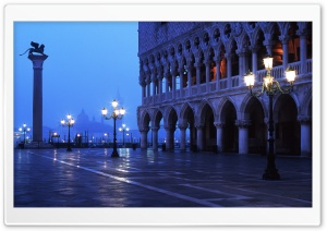 Piazza San Marco HD Wide Wallpaper for Widescreen