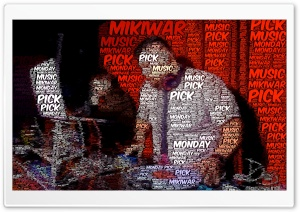 Pick Music HD Wide Wallpaper for Widescreen