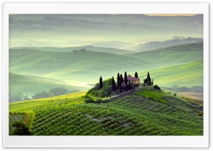 Pienza Toscana Tuscany Italy HD Wide Wallpaper for Widescreen