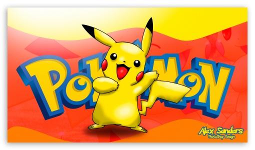 Pikachu Ultra Hd Desktop Background Wallpaper For 4k Uhd Tv Tablet Smartphone