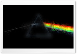 Pink Floyd Dispersion HD Wide Wallpaper for Widescreen